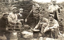 Guerre 14 18 : Un Atelier D'artisanat Dit De Tranchée - Guerra 1914-18