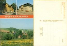 Ak DDR - Clausnitz / Erzgebirge  , Kr. Brand - Erbisdorf - Rechenberg-Bienenmühle