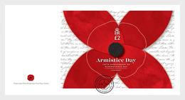 Alderney - Postfris / MNH - FDC Sheet 100 Jaar Herdenkingsdag 2019 - Alderney