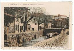 Condrieu / Quartier De La Garenne Et Le Ruisseau / DND - Condrieu