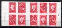 RC 11900 FRANCE CARNET N° 1513 LAMOUCHE + MARIANNE DE DULAC COTE 27€ NEUF ** TB - Definitives
