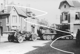 Origny Juin 40 Semi Chenillé Allemand. Repro - 1939-45