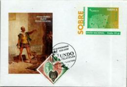 España Sobre Conmemorativo - Variedades & Curiosidades