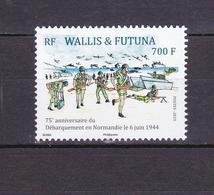 WALLIS ET FUTUNA 2019 75 ANS DEBARQUEMENT EN NORMANDIE MNH** - Wallis And Futuna