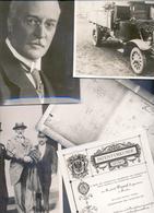 Rudolf Diesel. Sein Leben. - Voitures