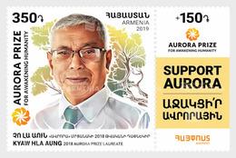 Armenië / Armenia - Postfris / MNH - Aurora Prijs 2019 - Armenia