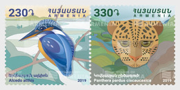 Armenië / Armenia - Postfris / MNH - Complete Set Flora En Fauna 2019 - Armenia