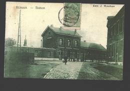Ressaix - Station - édit. J. Rinchon - Binche