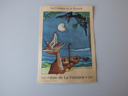 Jean De La Fontaine - Letter Cards