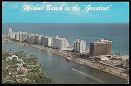 Miami Beach, Florida USA (PC544) - Miami Beach