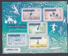 WALLIS ET FUTUNA 2019 JEUX DU PACIFIQUE MNH** - Unused Stamps