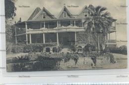 West Indies Montserrat Government House 1910s-20s WH Irish D Hope Published - Antilles