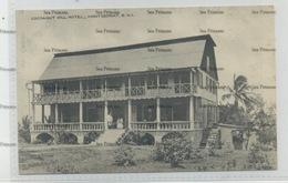 West Indies Montserrat Cocoanut Hill Hotel 1910s-20s WH Irish D Hope Published - Antilles