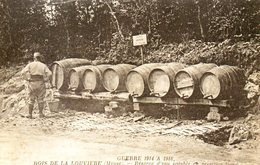 Guerre 14 18 : Apremont La Forêt (55) Réserve D'eau Potable Au Bois De La Louvière - War 1914-18