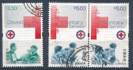 °°° HONG KONG - Y&T N°942/43 - 2000 °°° - 1997-... Regione Amministrativa Speciale Della Cina