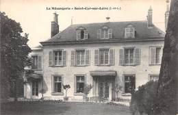 37 .n°  107137 . Saint Cyr Sur Loire .la Mesangerie . Vue Generale . - Saint-Cyr-sur-Loire