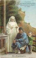 Pays Div-ref W359- Chine - China - Santé - Missions - Mission Soeurs Franciscaines De Marie - Au Dispensaire  - - China