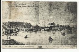 * MARTINIQUE , FORT DE FRANCE Ou FORT ROYAL En 1870 - Fort De France