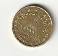 MONETA DA 0,10 EURO DEL 2007 - Slovenia