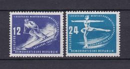 DDR - 1950 - Michel Nr. 246/47 - Postfrisch - DDR