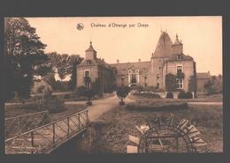Oreye - Château D'Otrange - Moulin à Eau / Watermolen / Mill - 1931 - Waremme