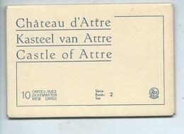 Château D'Attre ( Carnet De 10 Vues ) - Brugelette
