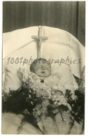 Post Mortem, Photo Carte. Arthur De Neve Photographe Meulebeke. - Fotos