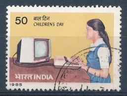 °°° INDIA - Y&T N°848 - 1985 °°° - Usados