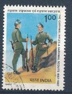 °°° INDIA - Y&T N°910 - 1987 °°° - Usados