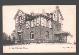 Spa - Villa Des Tilleuls - éd. Pap. Califice, Spa - Spa