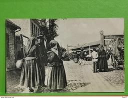 Memel, Fischmarkt. Lituanie - Litauen
