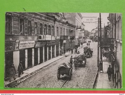 Stimmungsbild Aus Der Festung Kowno. Feldpoststation 1915 - Litauen
