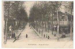 MONTARGIS Avenue De La Gare - Montargis