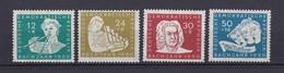 DDR - 1950 - Michel Nr. 256/259 - Postfrisch - 45 Euro - DDR