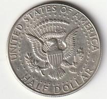 U.S.A. - HALF DOLLAR - ARGENTO - 1966 - 1964-…: Kennedy