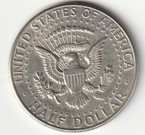 U.S.A. - HALF DOLLAR - ARGENTO - 1966 - Émissions Fédérales