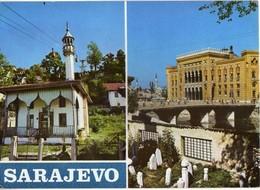 Olympic Games Card - Yugoslavia - Bosnia And Herzegovina - Sarajevo - Bosnien-Herzegowina