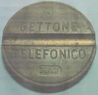 GETTONE TELEFONICO TALIANO - ESM 7912 - Italien