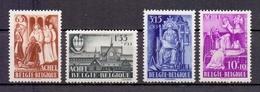 773/776 ACHEL  Postfris** 1948 Cat: 18 Euro - Bélgica