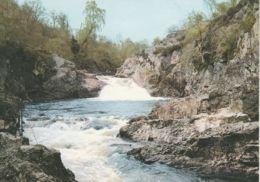 Postcard - The Falls Of Shin, Sutherland - Card No.84072 Unused Very Good - Postcards