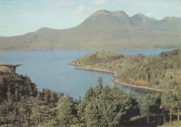 Postcard - Loch Torridon, Torridon Road - Ross Shire - Card No..84365 Unused Very Good - Postcards