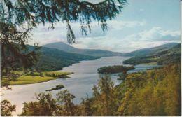 Postcard - Queen's View Loch Tummel, Perthshire Card No.ac412 Unused Very Good - Postcards
