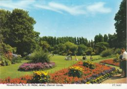 Postcard - Howard Davis Park, St. Heliar, Jersey - Card No..3685 Unused Very Good - Postcards