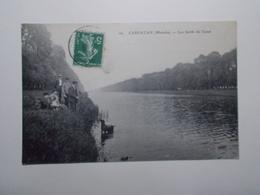 Carte Postale  - CARENTAN (50) - Les Bords Du Canal (3719) - Carentan