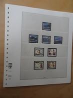 Schweiz Lindner T Falzlos 2010-2011 (12050) - Vordruckblätter