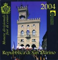 San Marino Euro Coinset 2004 - San Marino