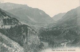CPA   74  PETIT BORNAND  M116  VALLEE - France