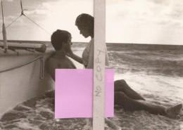 Romantisme Sur La Plage - Couples