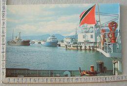 Trinidad & Tobago - Trinidad - Main Harbour In Port Of Spain - SP1854 - Postkaarten