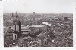PHOTO ORIGINALE 39 / 45 WW2 WEHRMACHT FRANCE LA ROCHELLE VUE GENERALE - Krieg, Militär